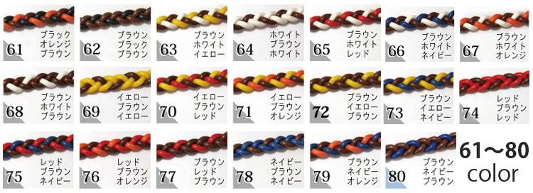 カラー61-80番
