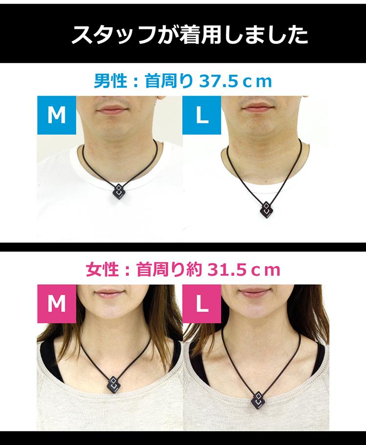 サイズ展開M/L